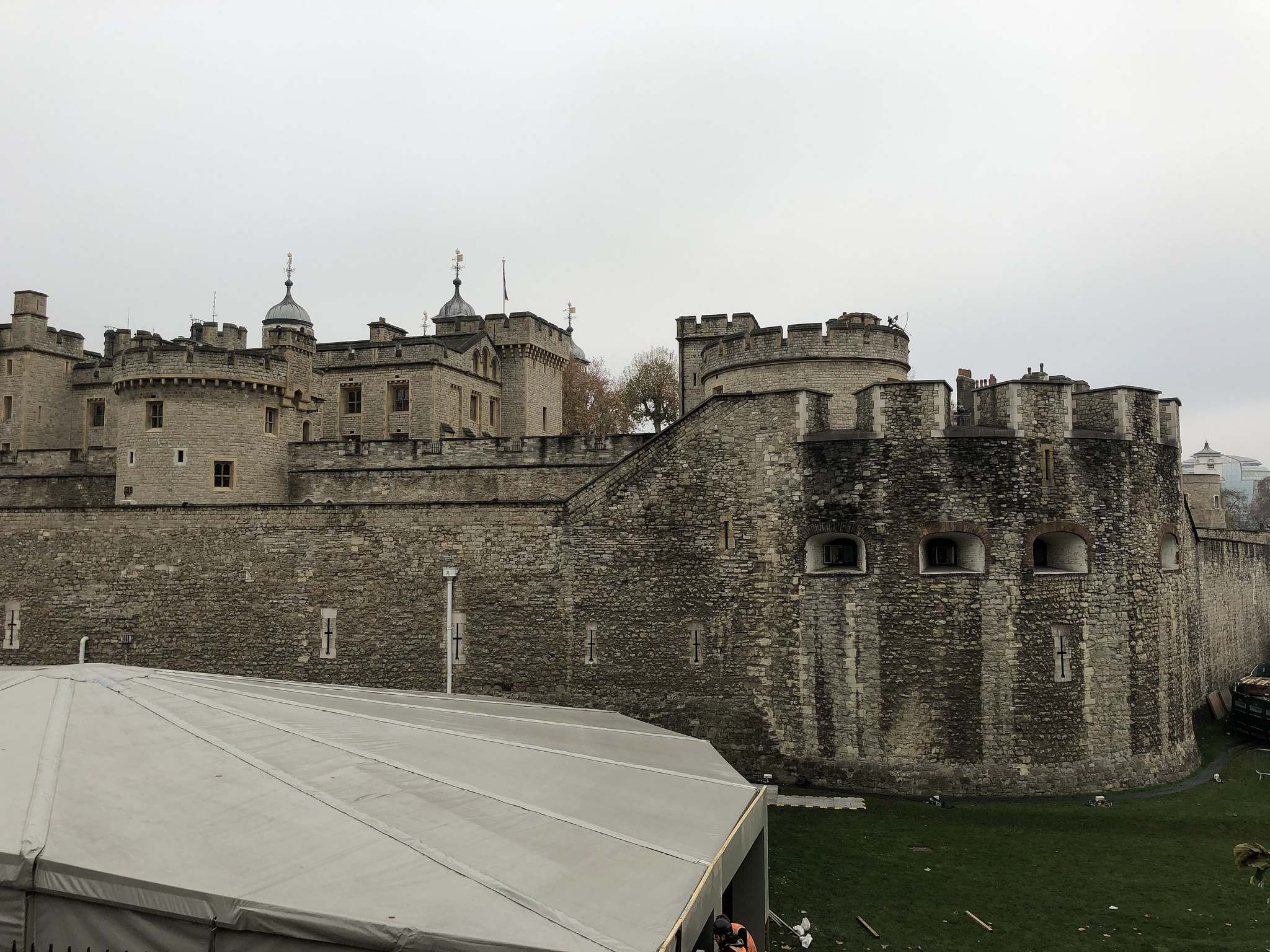 tower london2 Tower of London in November
