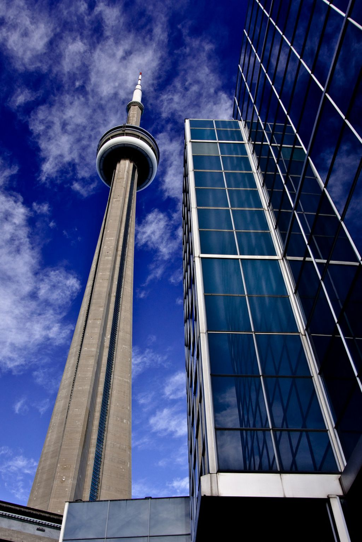 cn tower CN Tower   Toronto Landmark