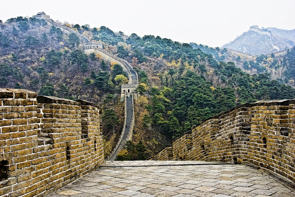 great wall china1 Unique Great Wall of China