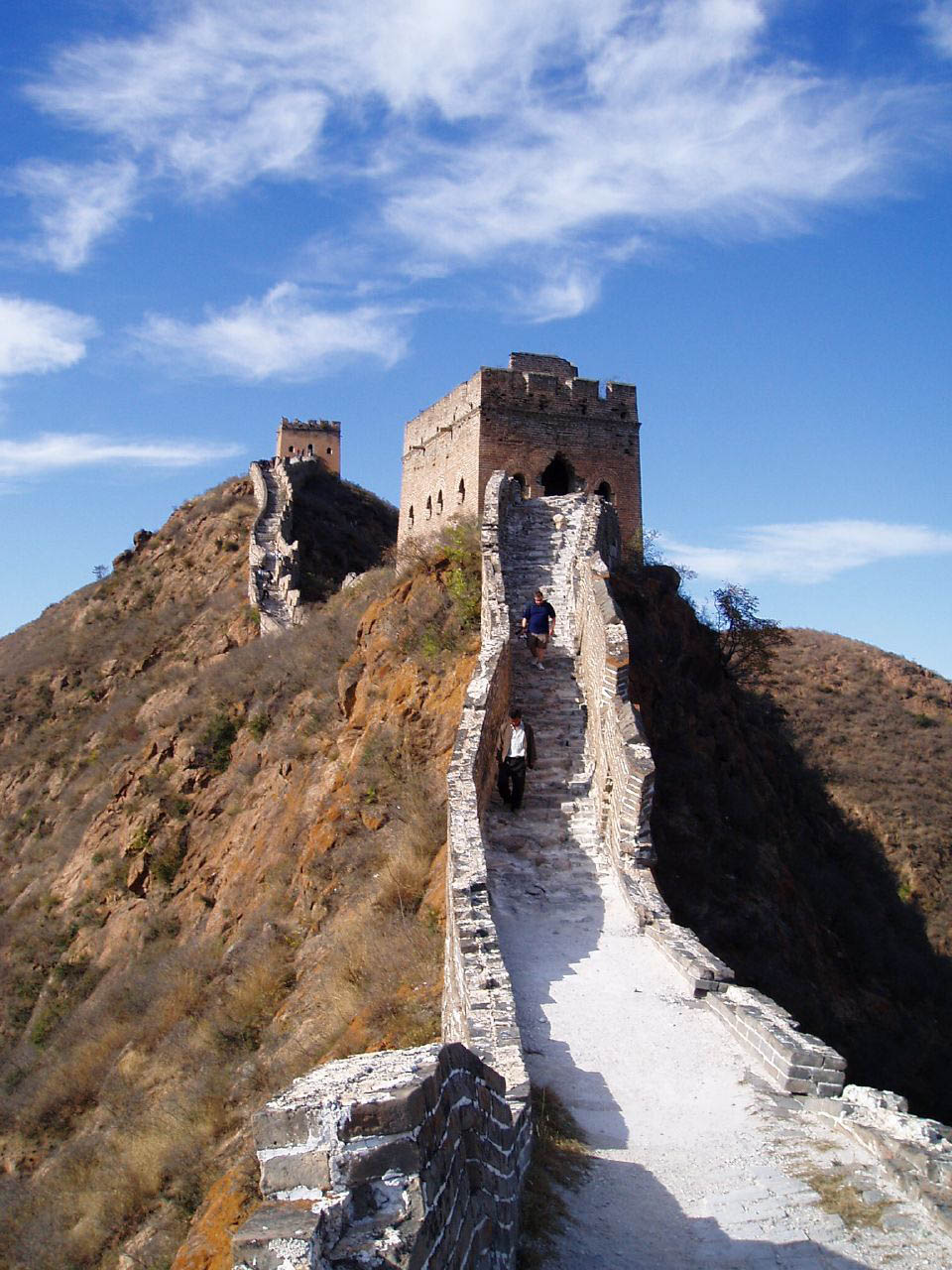 great wall china3 Unique Great Wall of China