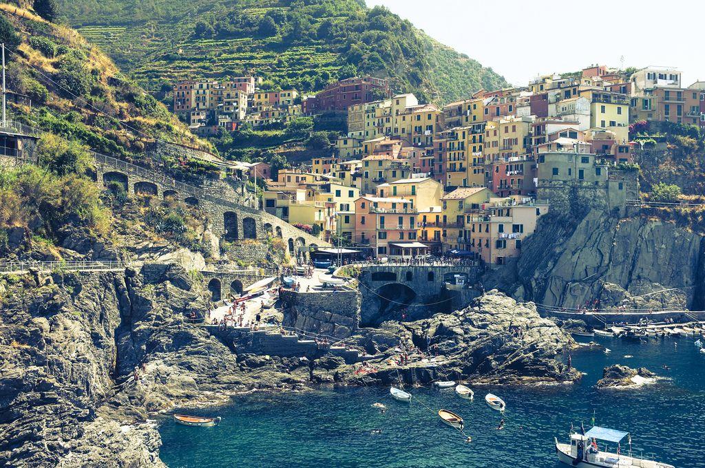 manarola2 Urban Jewel   Manarola in Cinque Terre, Italy