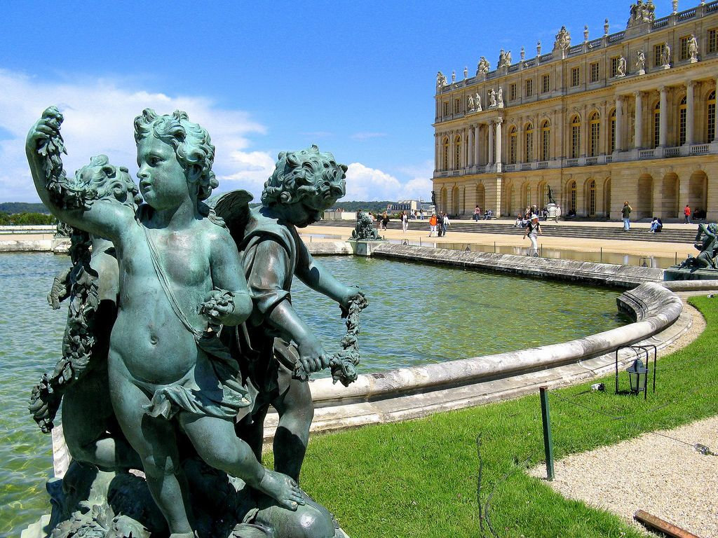 chateau de versailles Versaille One of the Most Popular Visitor Attractions around Paris
