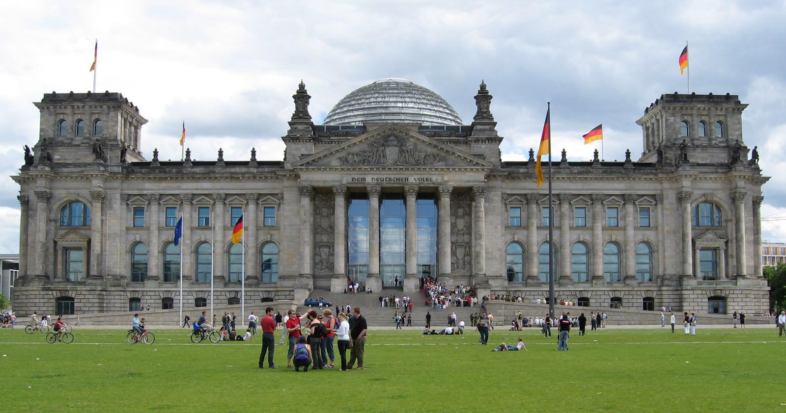 reichstag8 Visit the Reichstag in Berlin