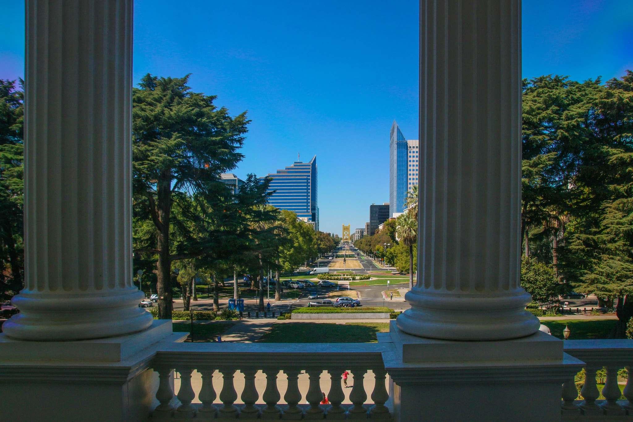 california state capitol13 Visiting California State Capitol