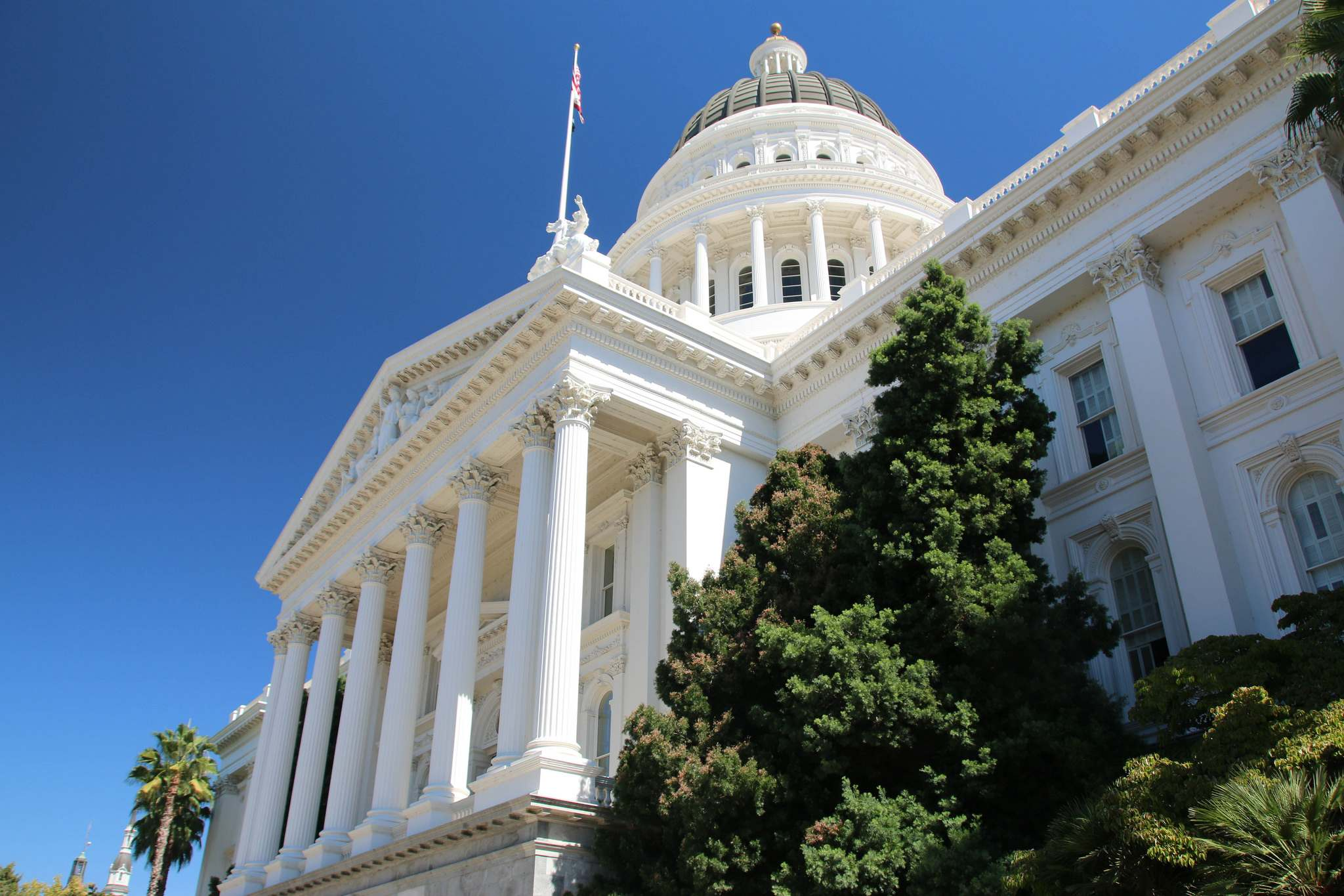 california state capitol14 Visiting California State Capitol