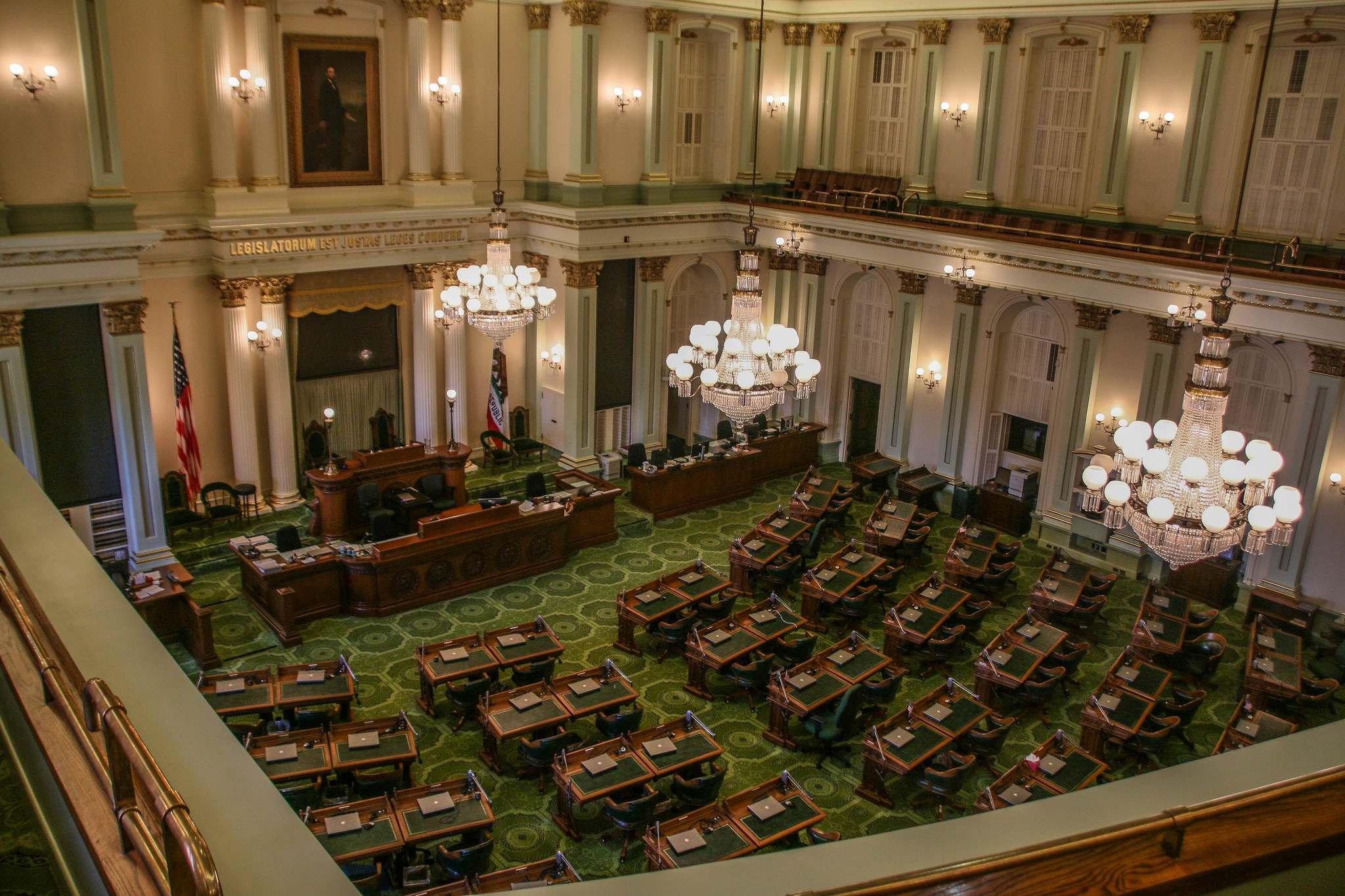 california state capitol2 Visiting California State Capitol