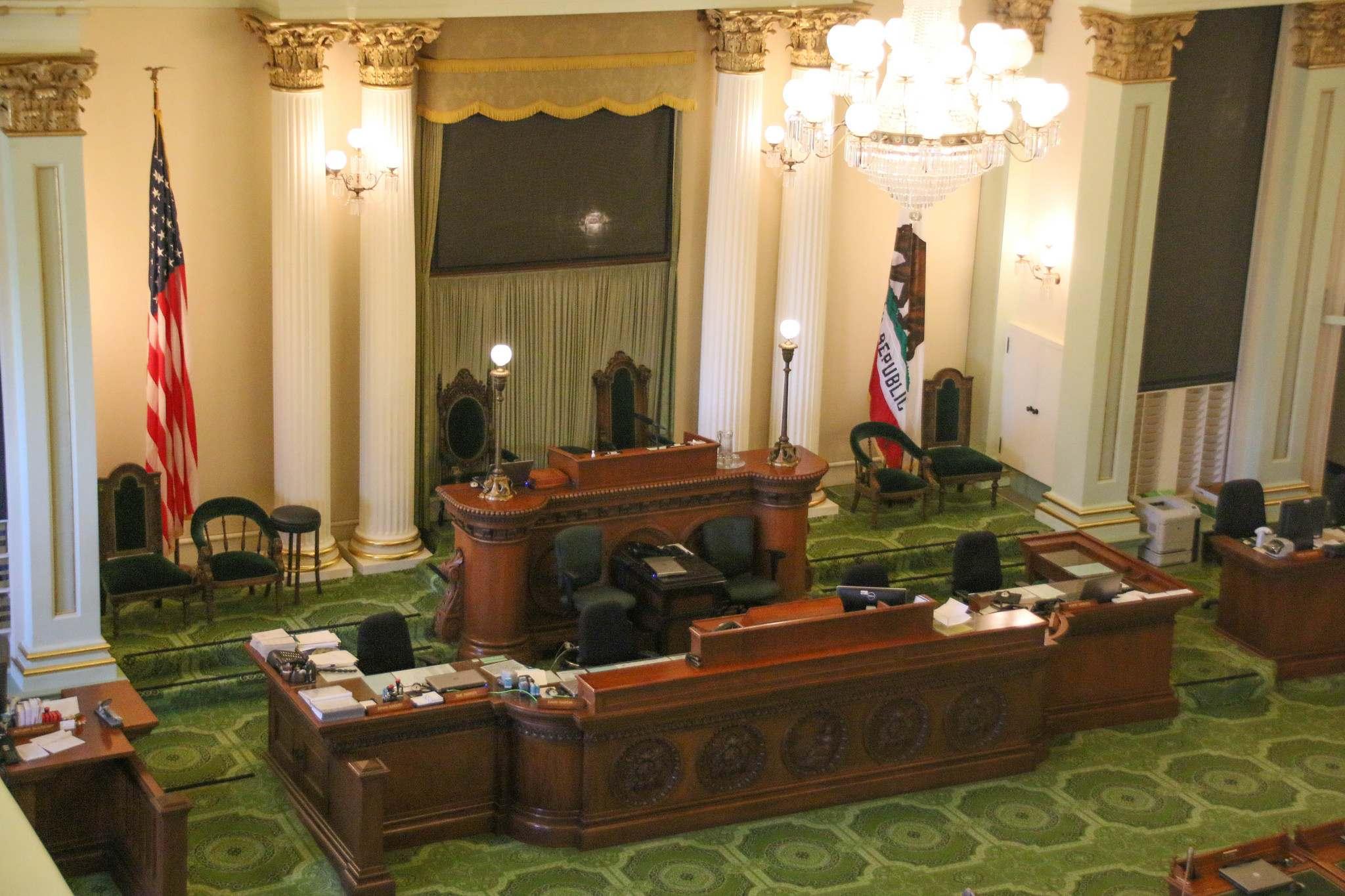 california state capitol3 Visiting California State Capitol
