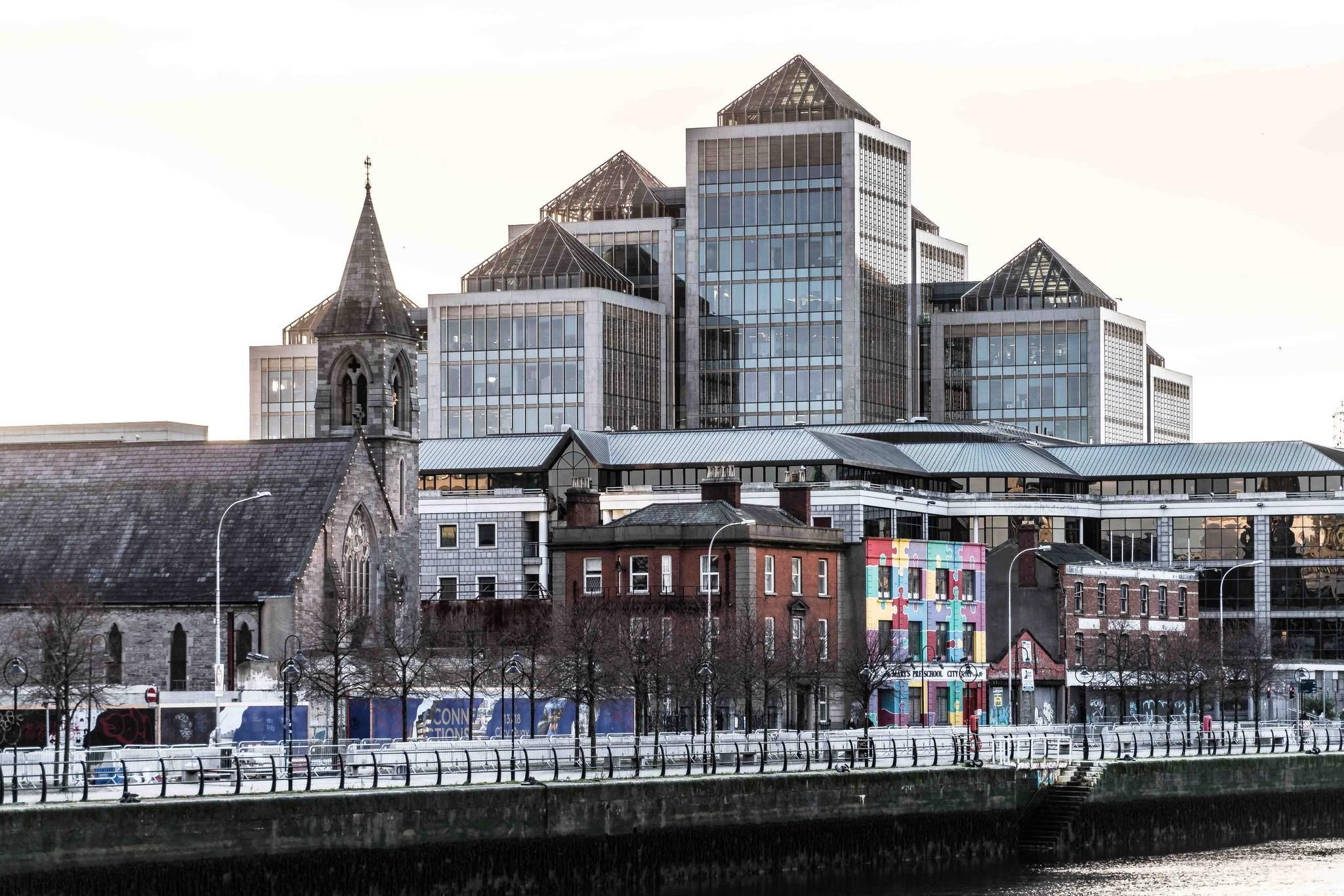 dublin docklands5 Walking Around Dublin Docklands by Marphy