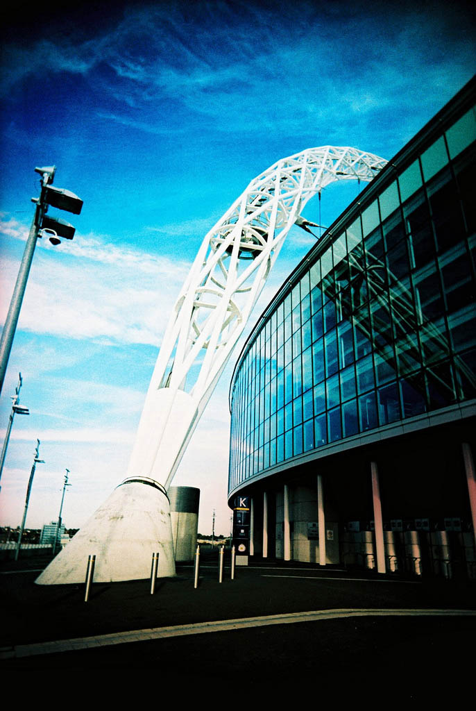 wembley stadium6 Wembley Stadium   Ultimate Place of Football