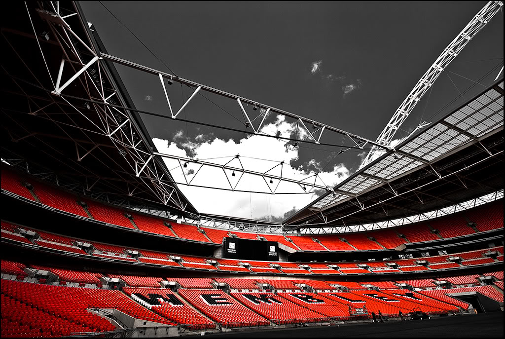 wembley stadium8 Wembley Stadium   Ultimate Place of Football