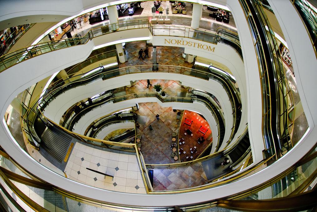 westfield shopping centre4 Westfield Shopping Centre in San Francisco