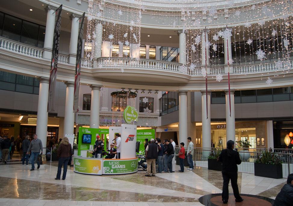 westfield shopping centre6 Westfield Shopping Centre in San Francisco