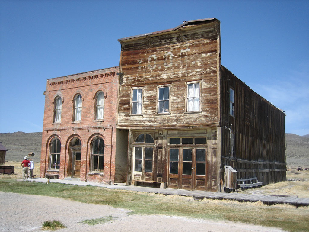 bodie california1 Wild West Bodie Ghost Town