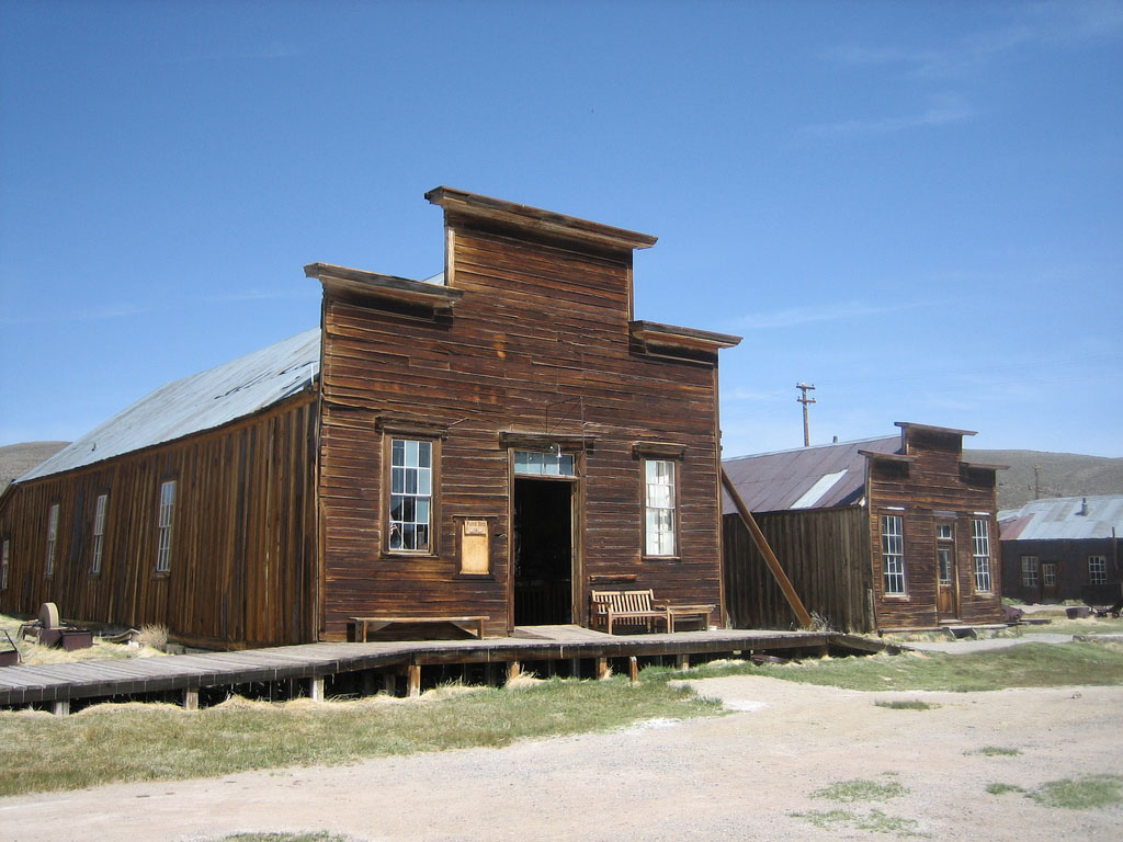 bodie california2 Wild West Bodie Ghost Town