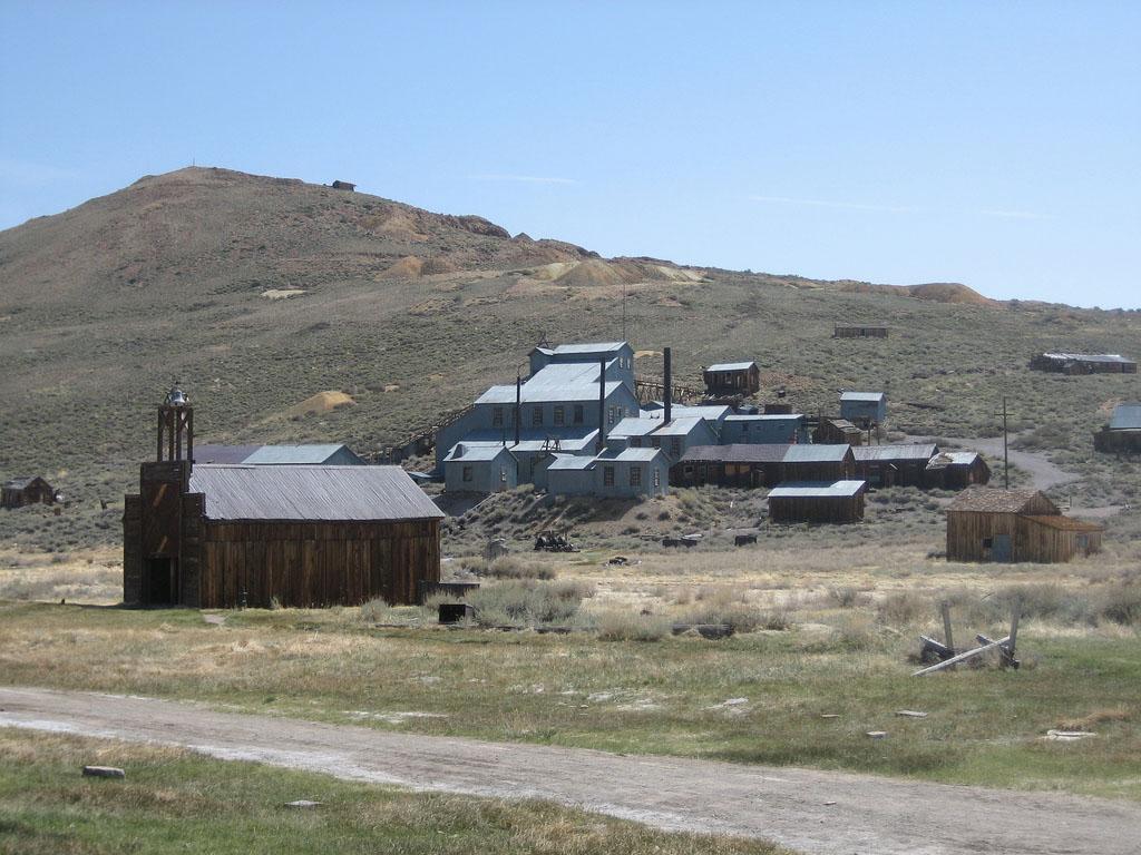 bodie california6 Wild West Bodie Ghost Town