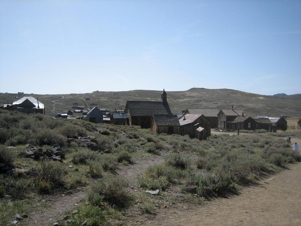 bodie california8 Wild West Bodie Ghost Town