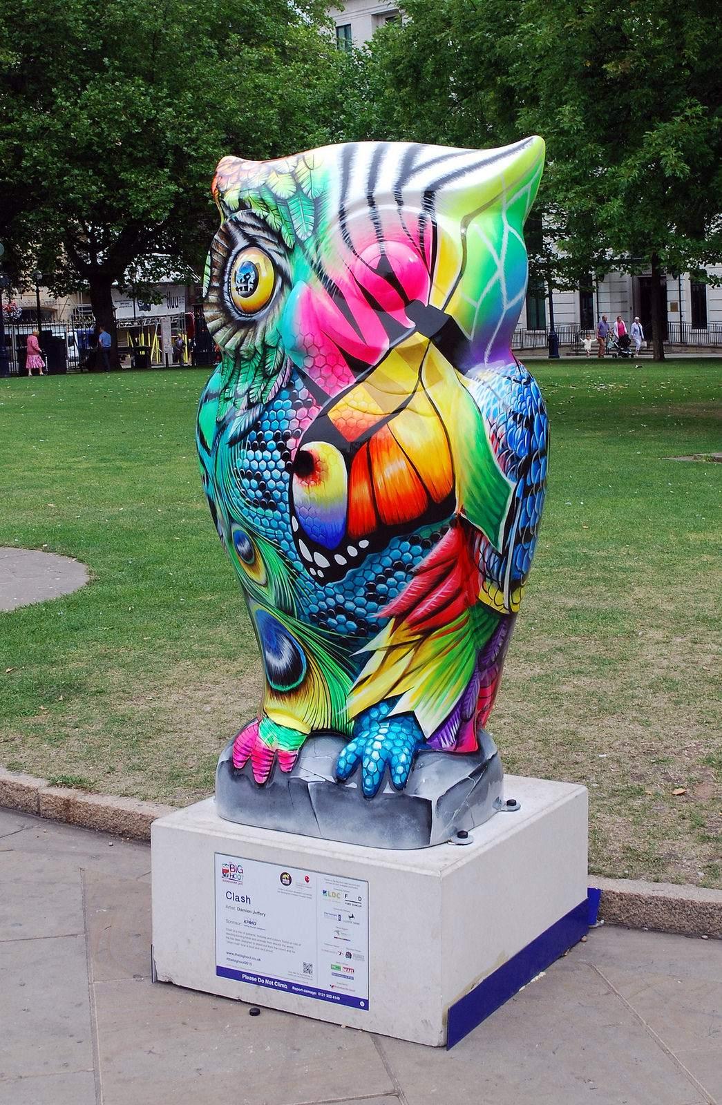 big hoot10 The 2015 Big Hoot Owls in Birmingham