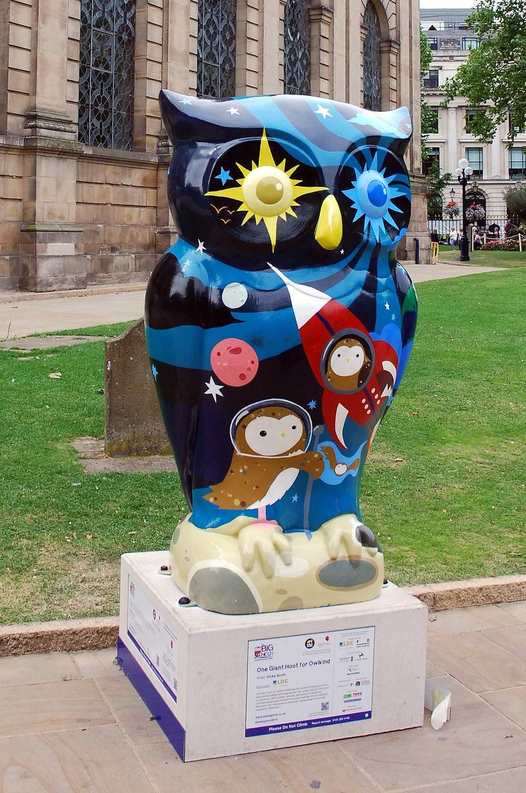 big hoot11 The 2015 Big Hoot Owls in Birmingham