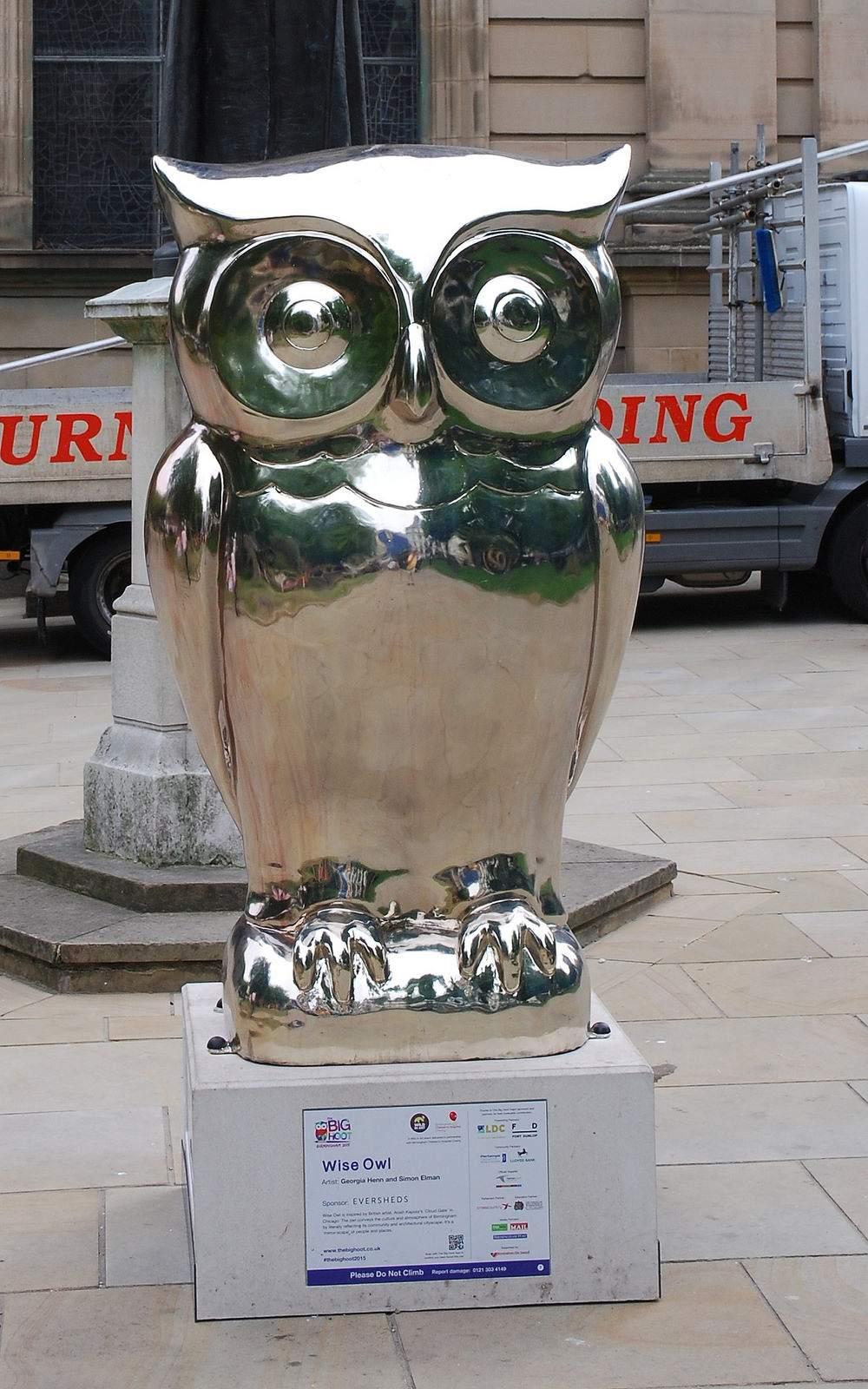 big hoot12 The 2015 Big Hoot Owls in Birmingham