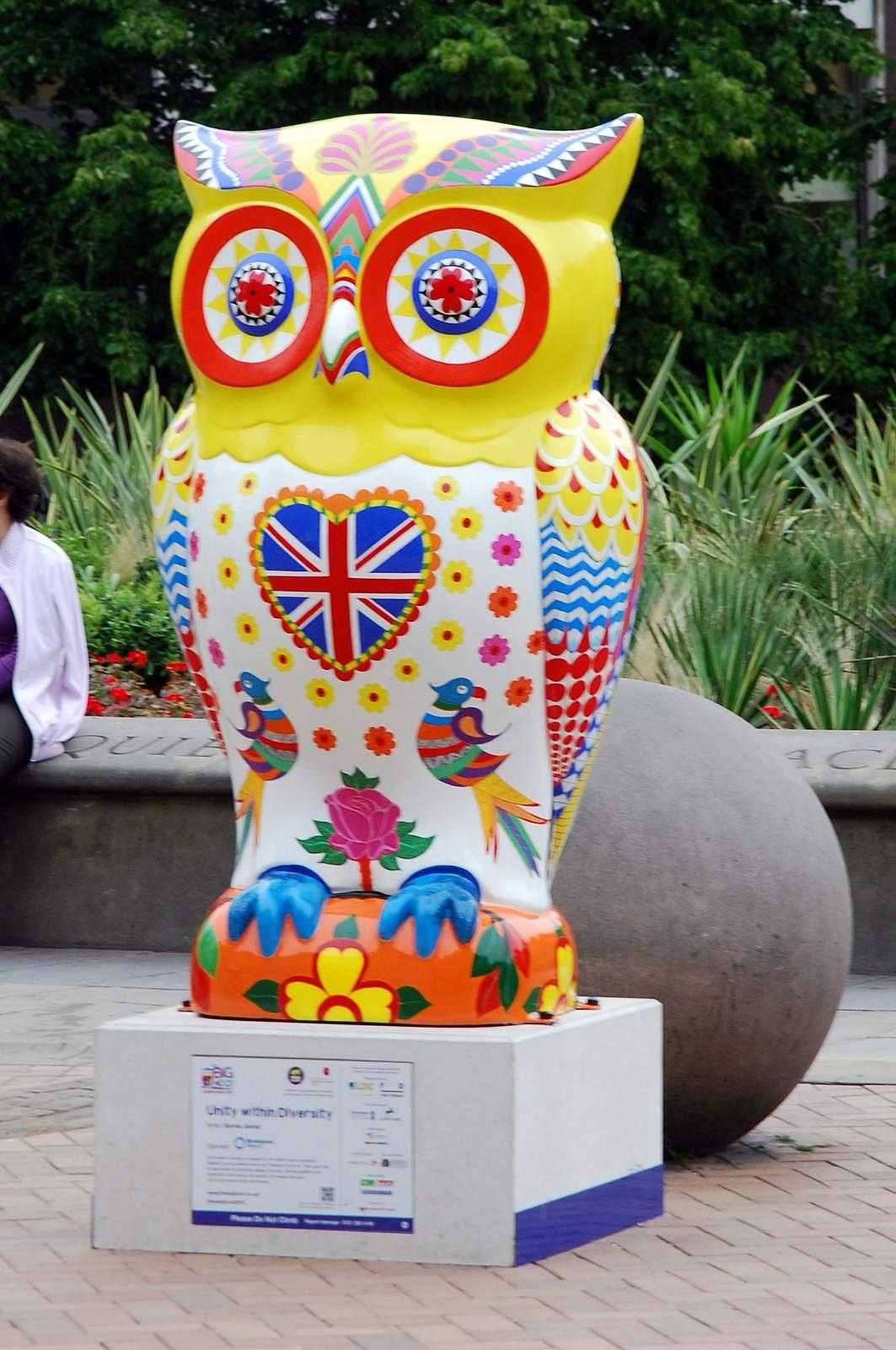 big hoot13 The 2015 Big Hoot Owls in Birmingham