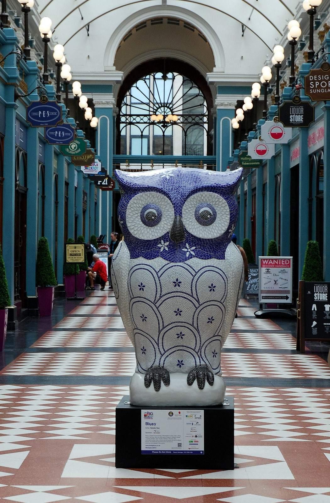 big hoot17 The 2015 Big Hoot Owls in Birmingham