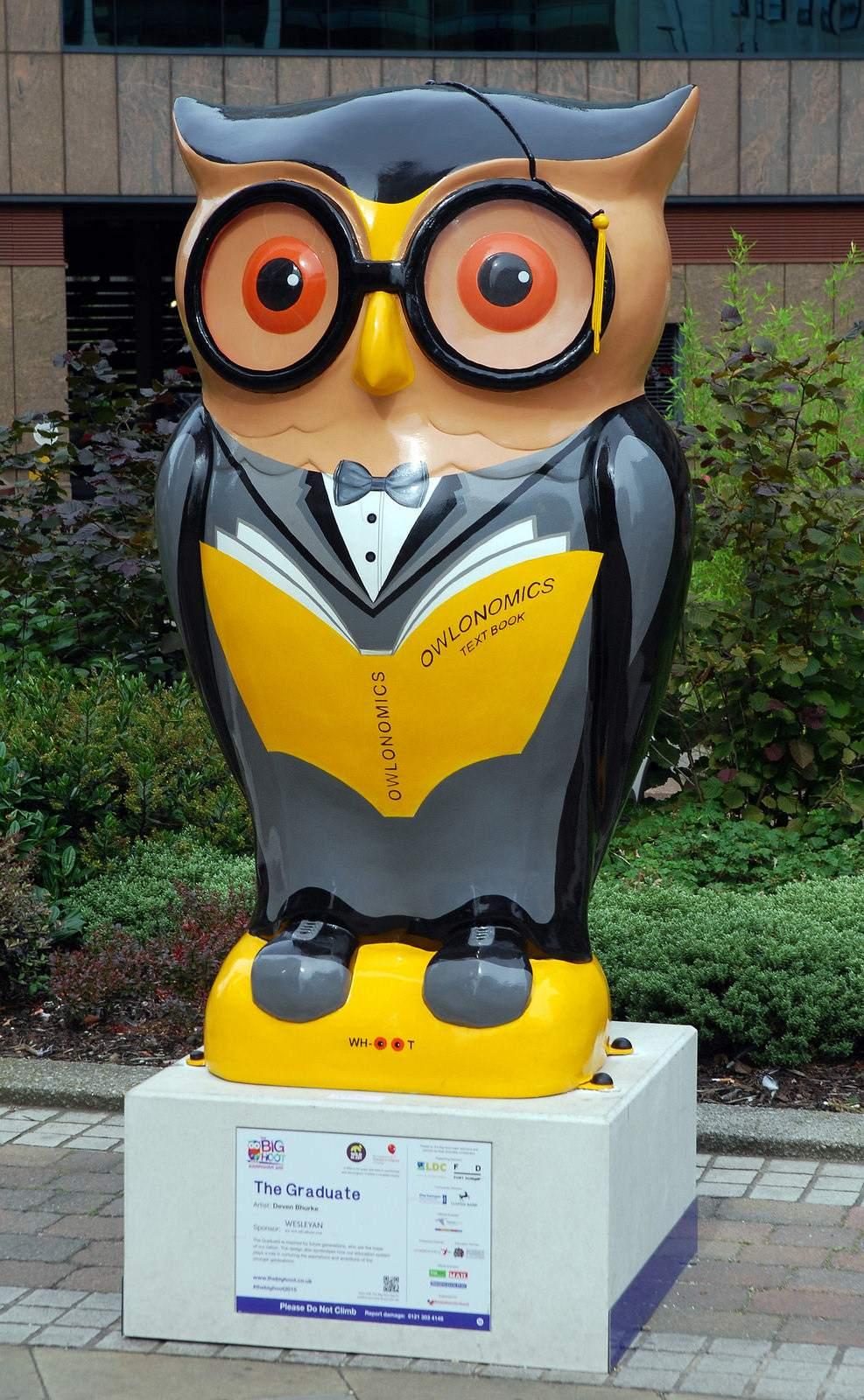 big hoot2 The 2015 Big Hoot Owls in Birmingham