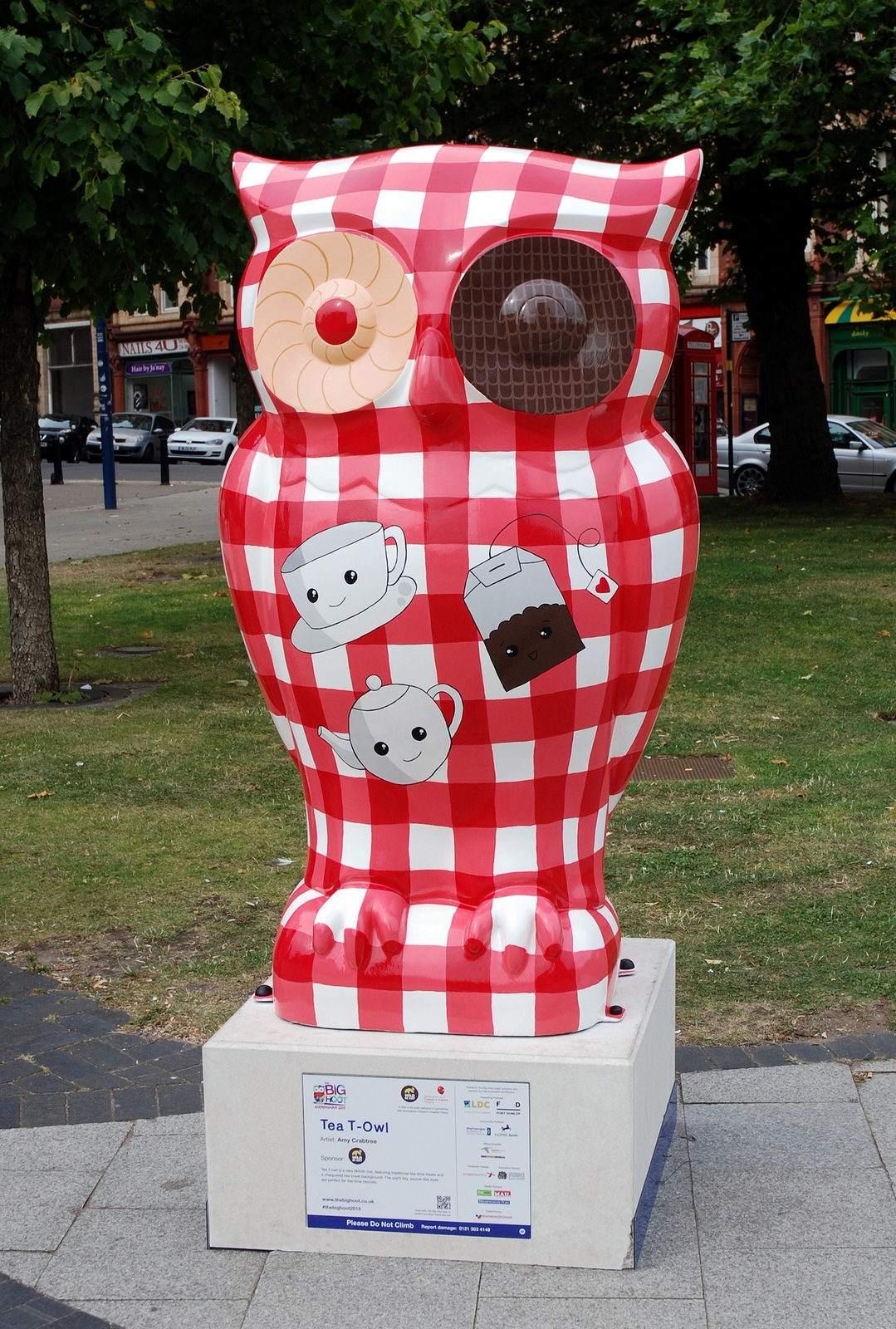 big hoot4 The 2015 Big Hoot Owls in Birmingham