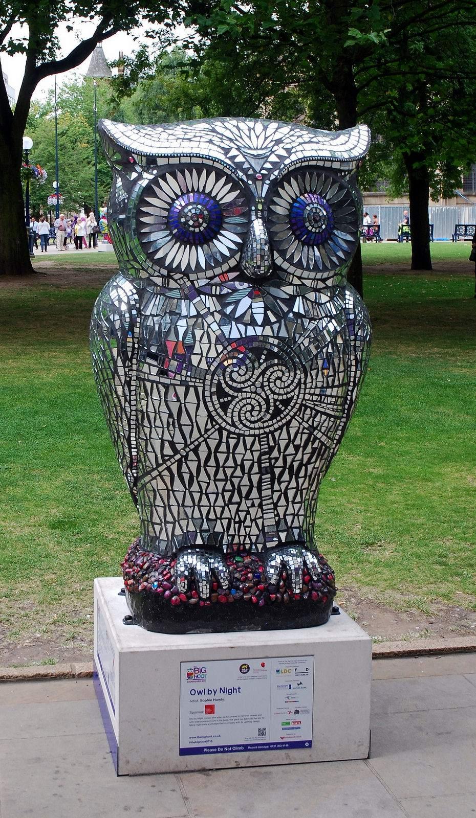 big hoot9 The 2015 Big Hoot Owls in Birmingham
