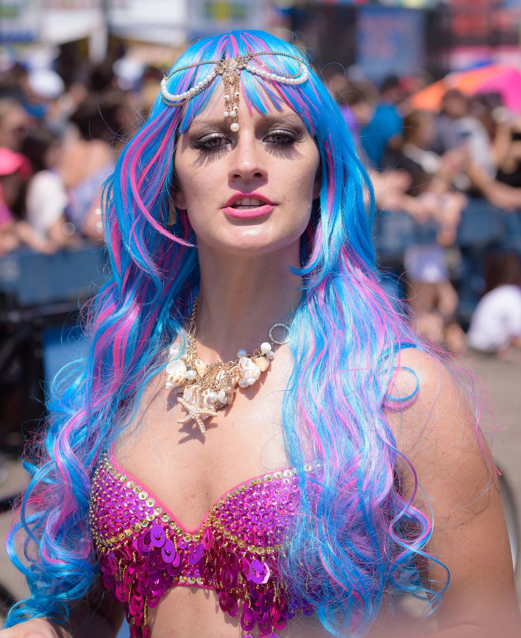 mermaid parade1 2016 Coney Island Mermaid Parade in NYC