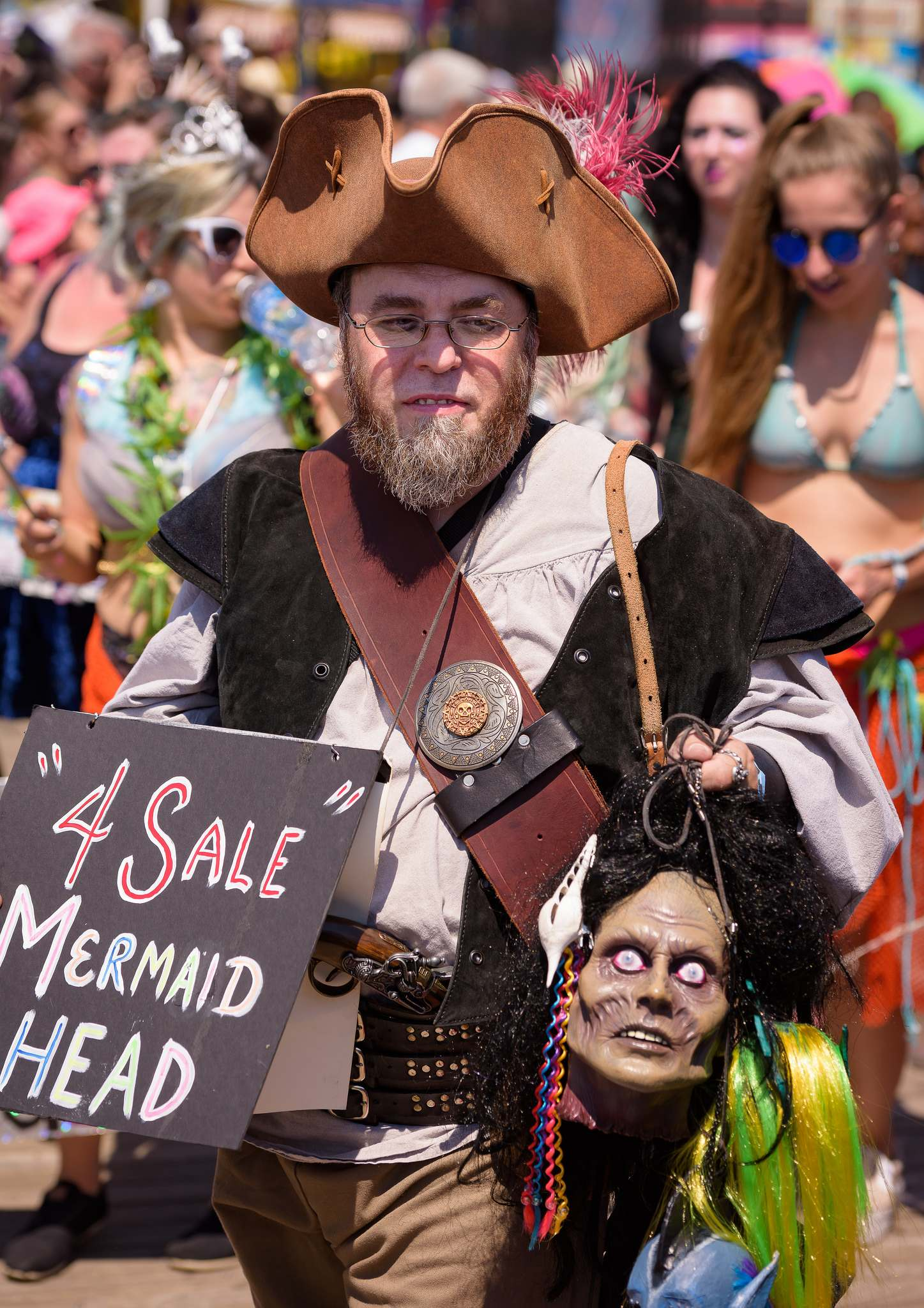 mermaid parade2 2016 Coney Island Mermaid Parade in NYC