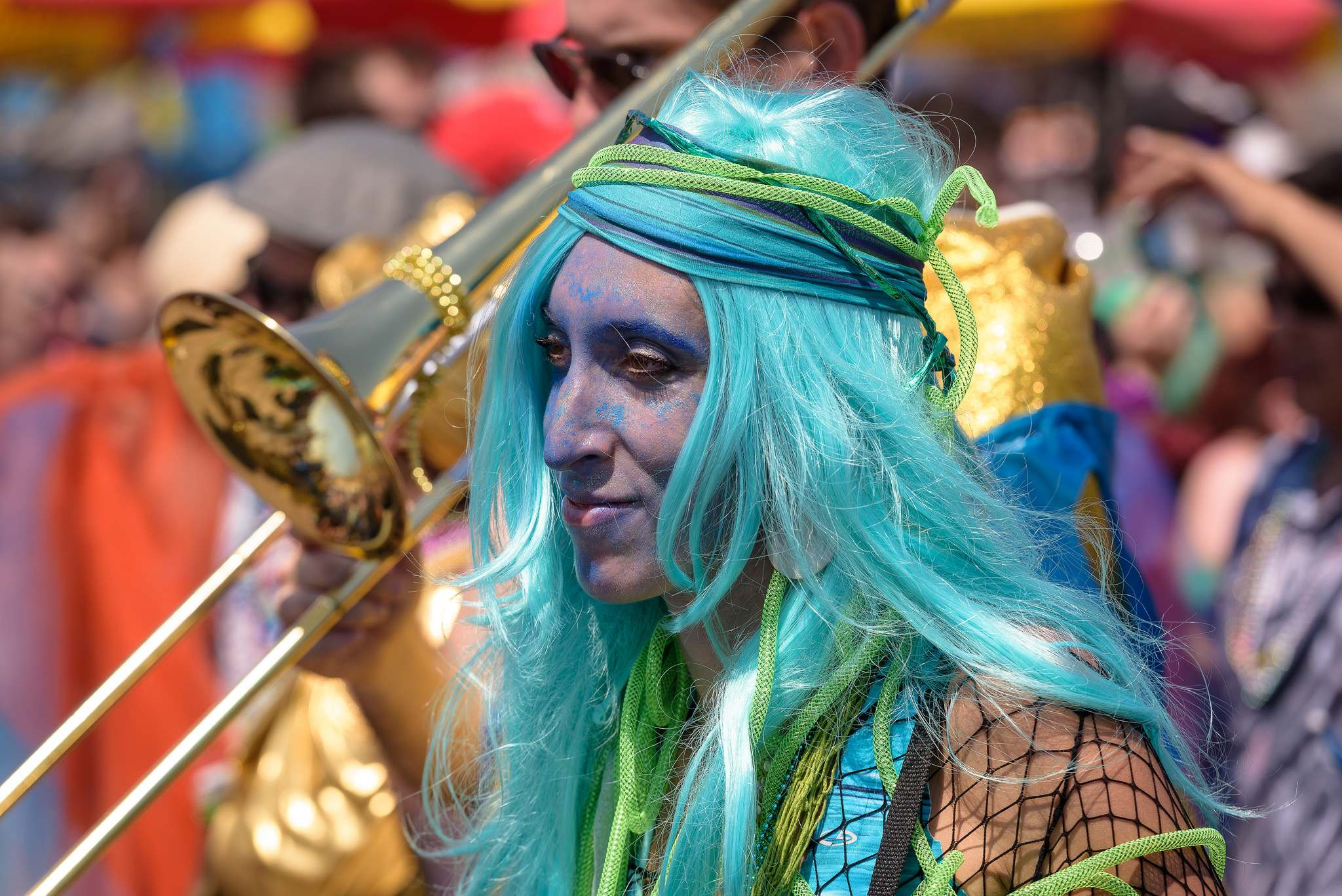 mermaid parade4 2016 Coney Island Mermaid Parade in NYC
