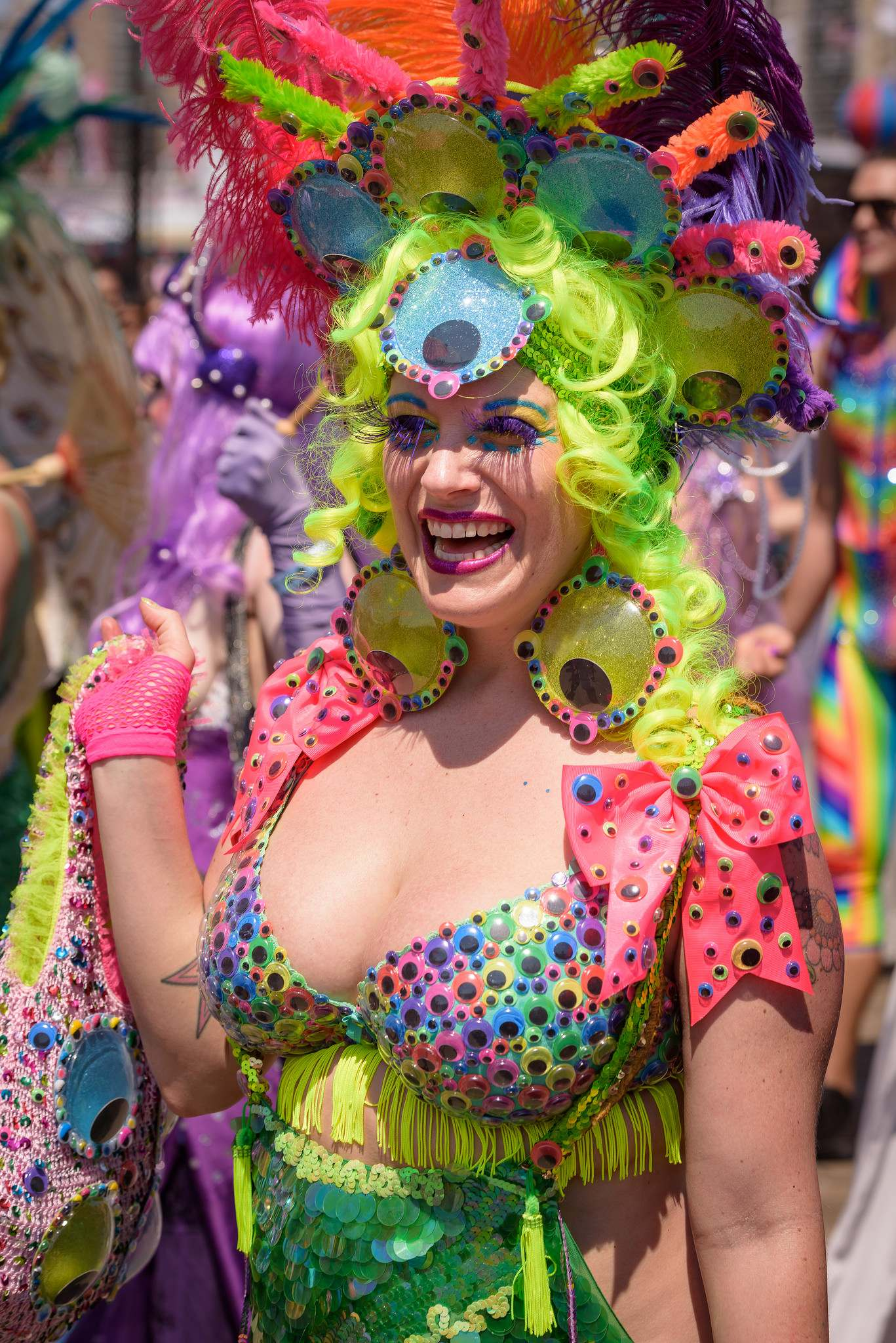 mermaid parade7 2016 Coney Island Mermaid Parade in NYC