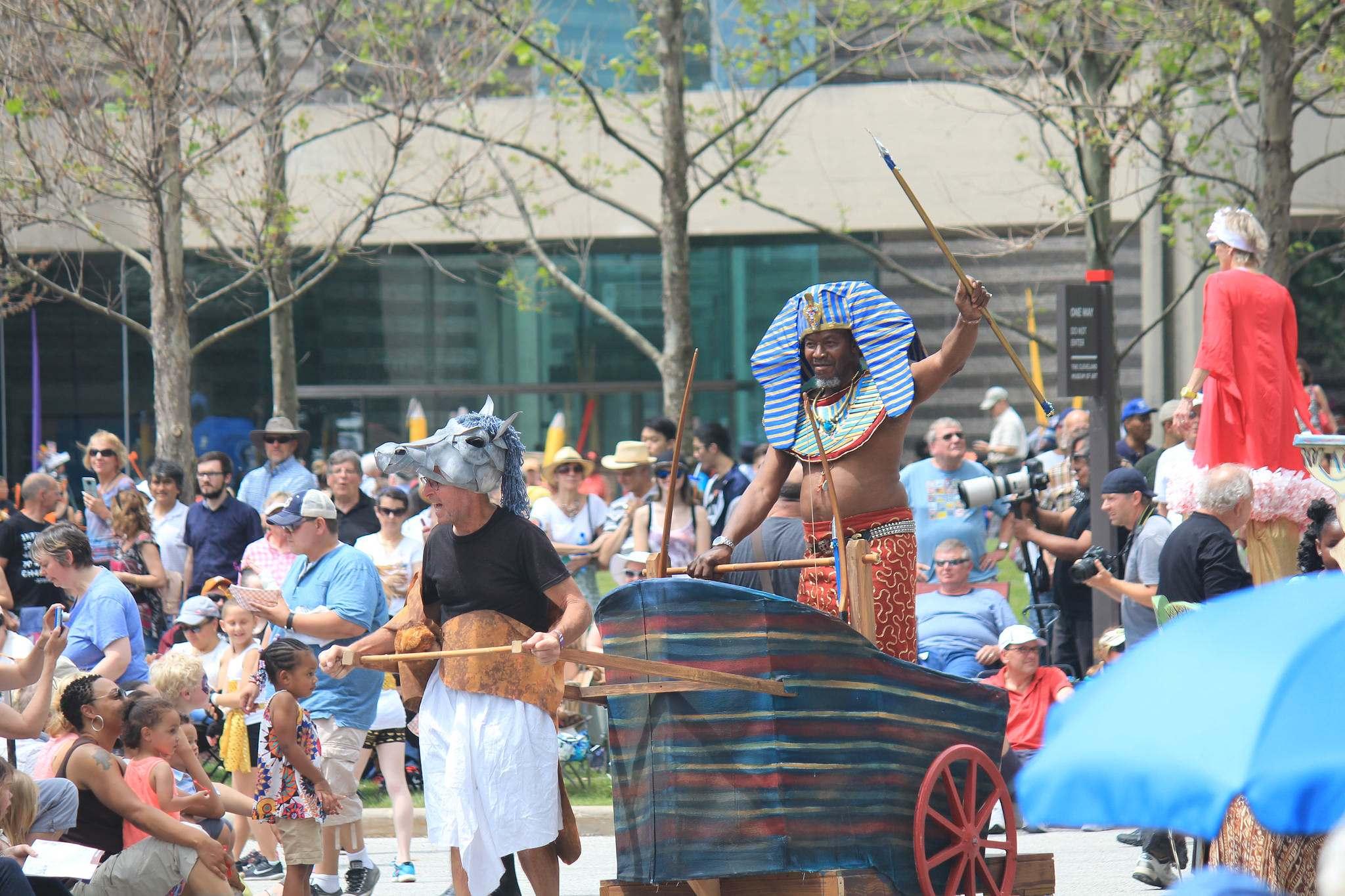 parade circle8 2017 Parade the Circle in Cleveland
