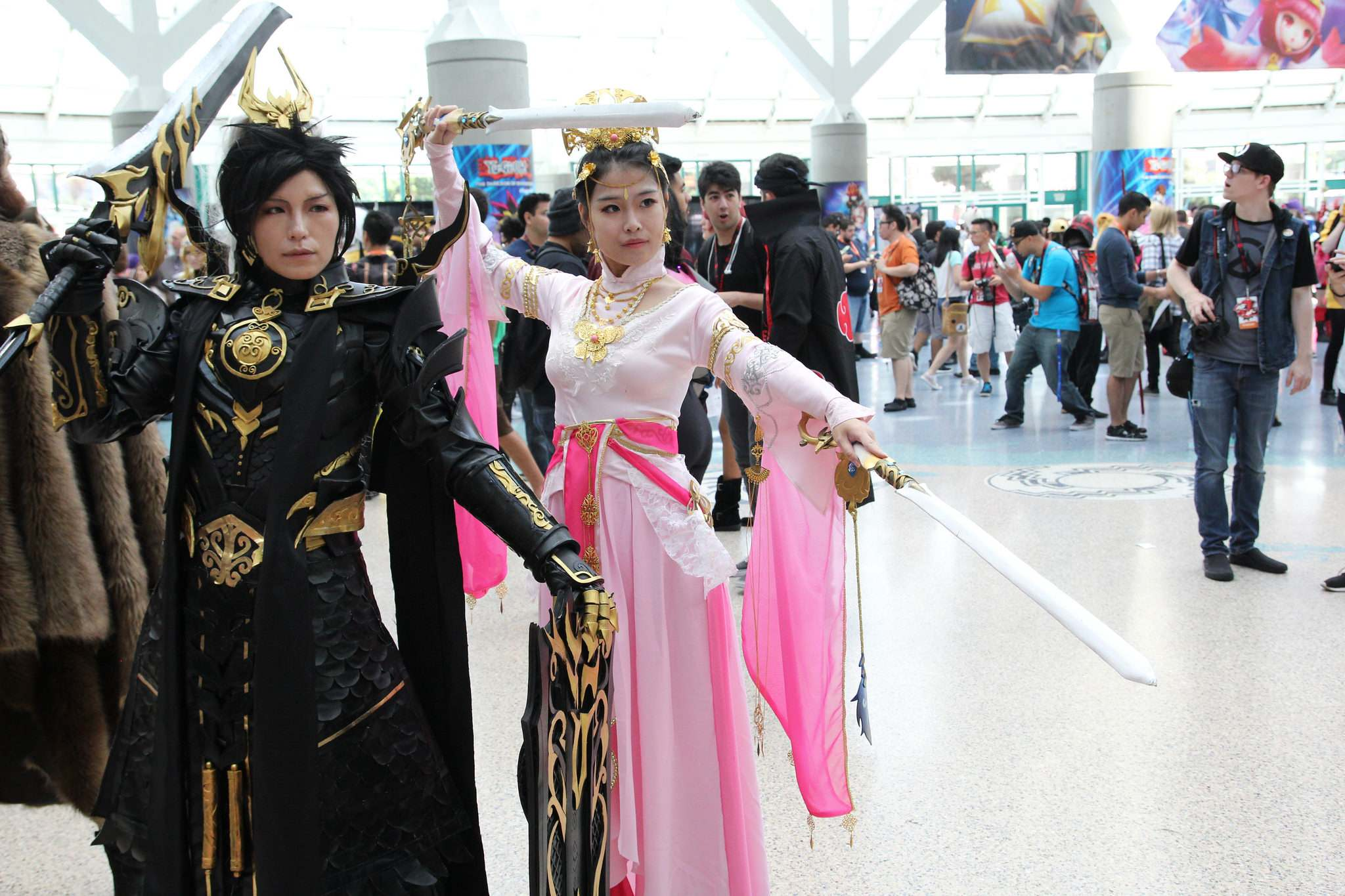 ax2016 Anime Expo 2016 in Los Angeles Convention Center