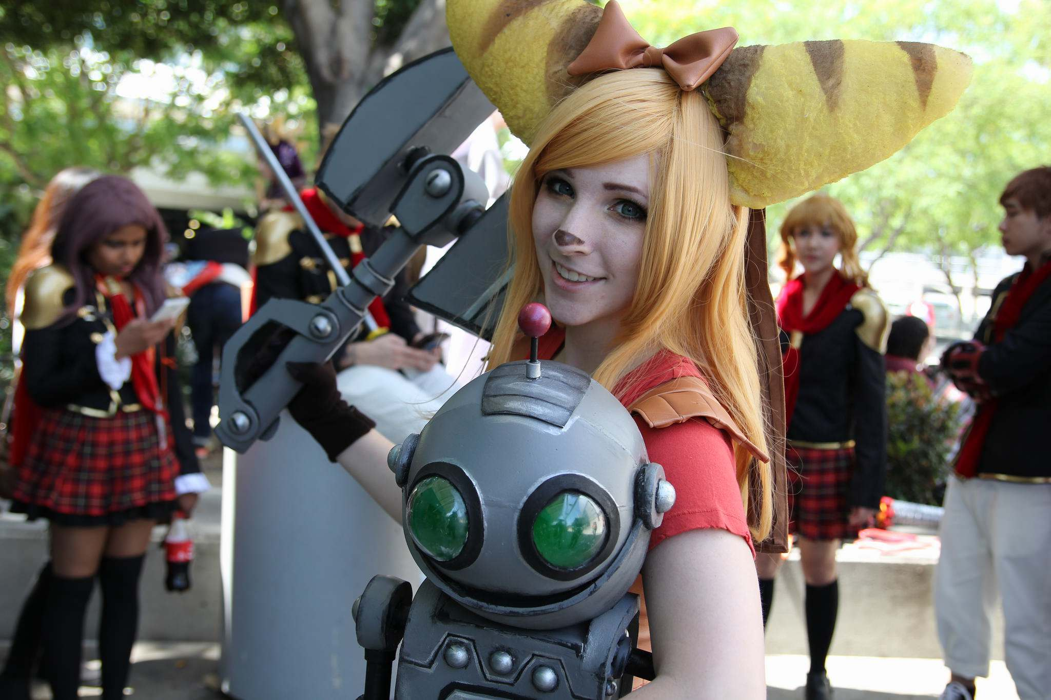 ax201611 Anime Expo 2016 in Los Angeles Convention Center