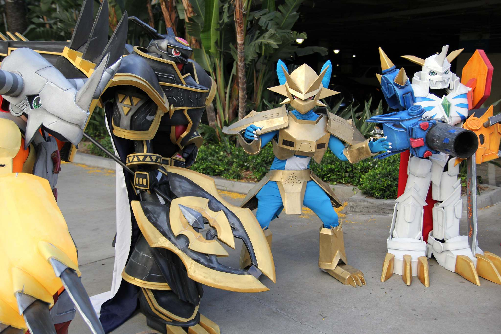 ax201614 Anime Expo 2016 in Los Angeles Convention Center