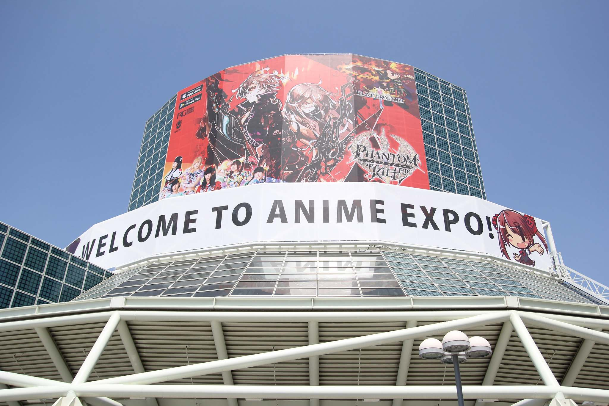 ax20163 Anime Expo 2016 in Los Angeles Convention Center
