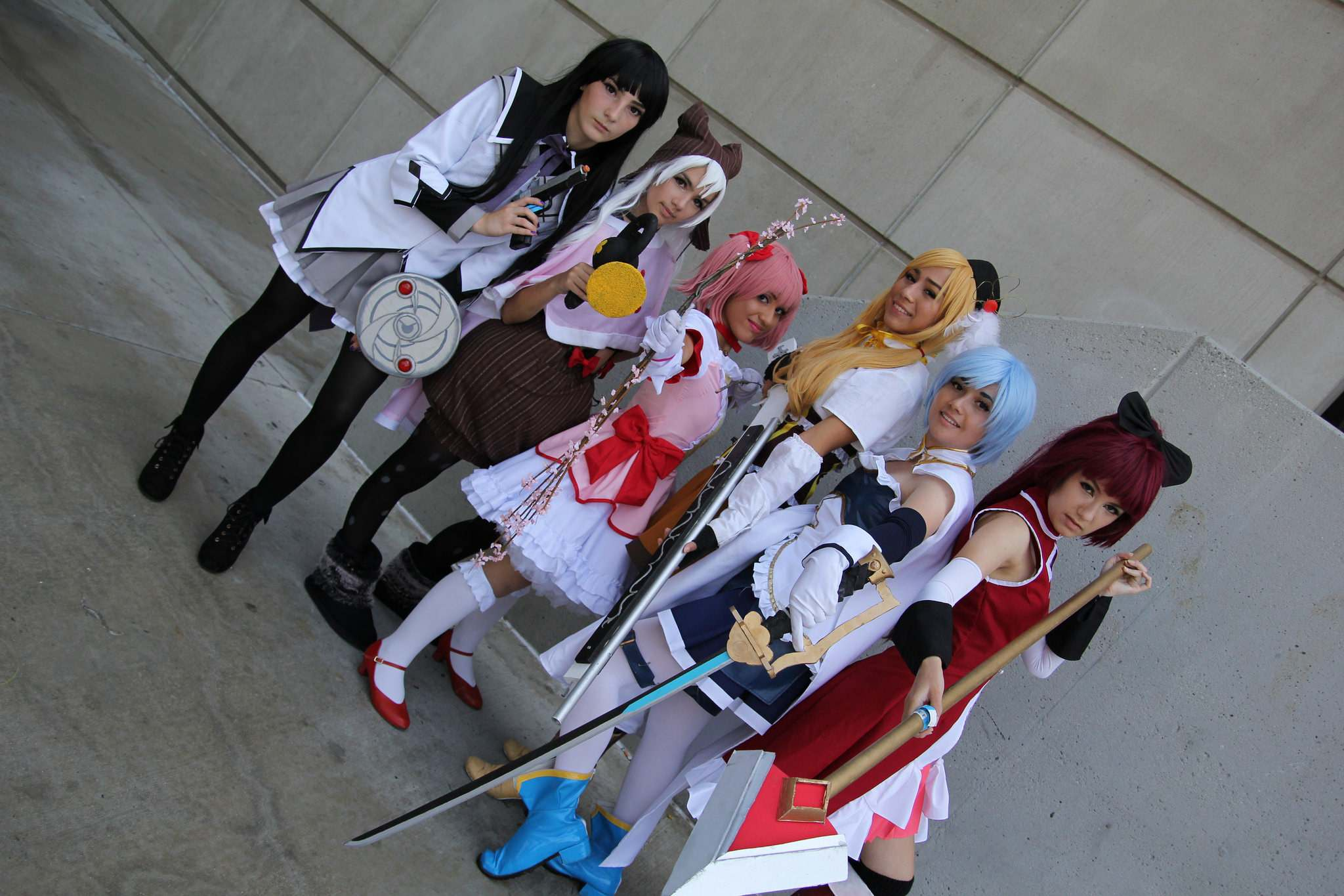 ax20164 Anime Expo 2016 in Los Angeles Convention Center