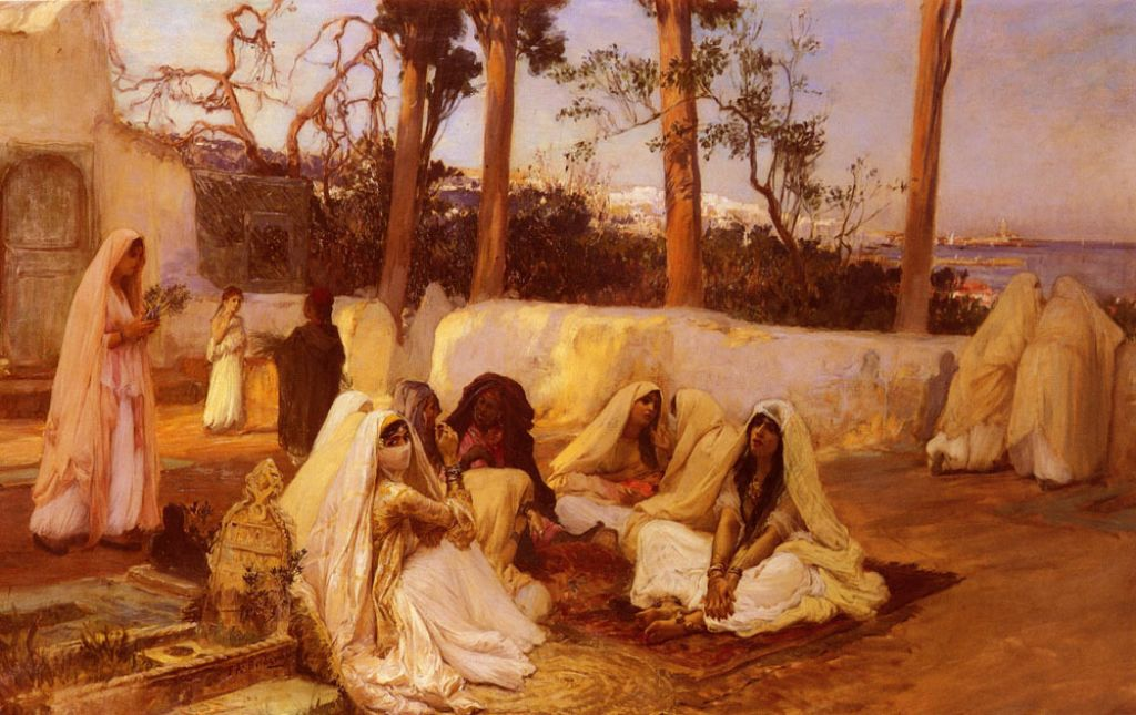 bridgman13 Artwork by Frederick Arthur Bridgman