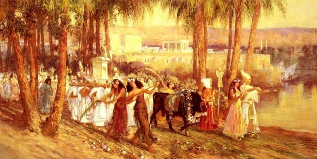 bridgman9 Artwork by Frederick Arthur Bridgman