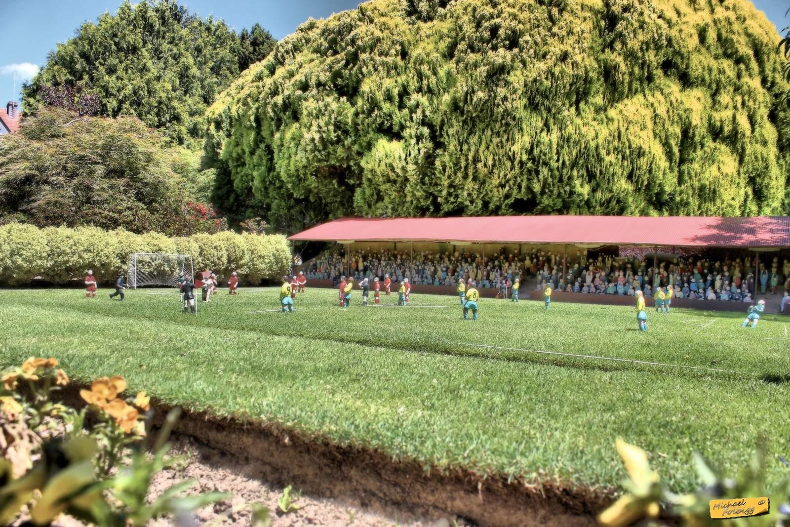 cockington green8 Cockington Green Gardens   Park of Miniatures