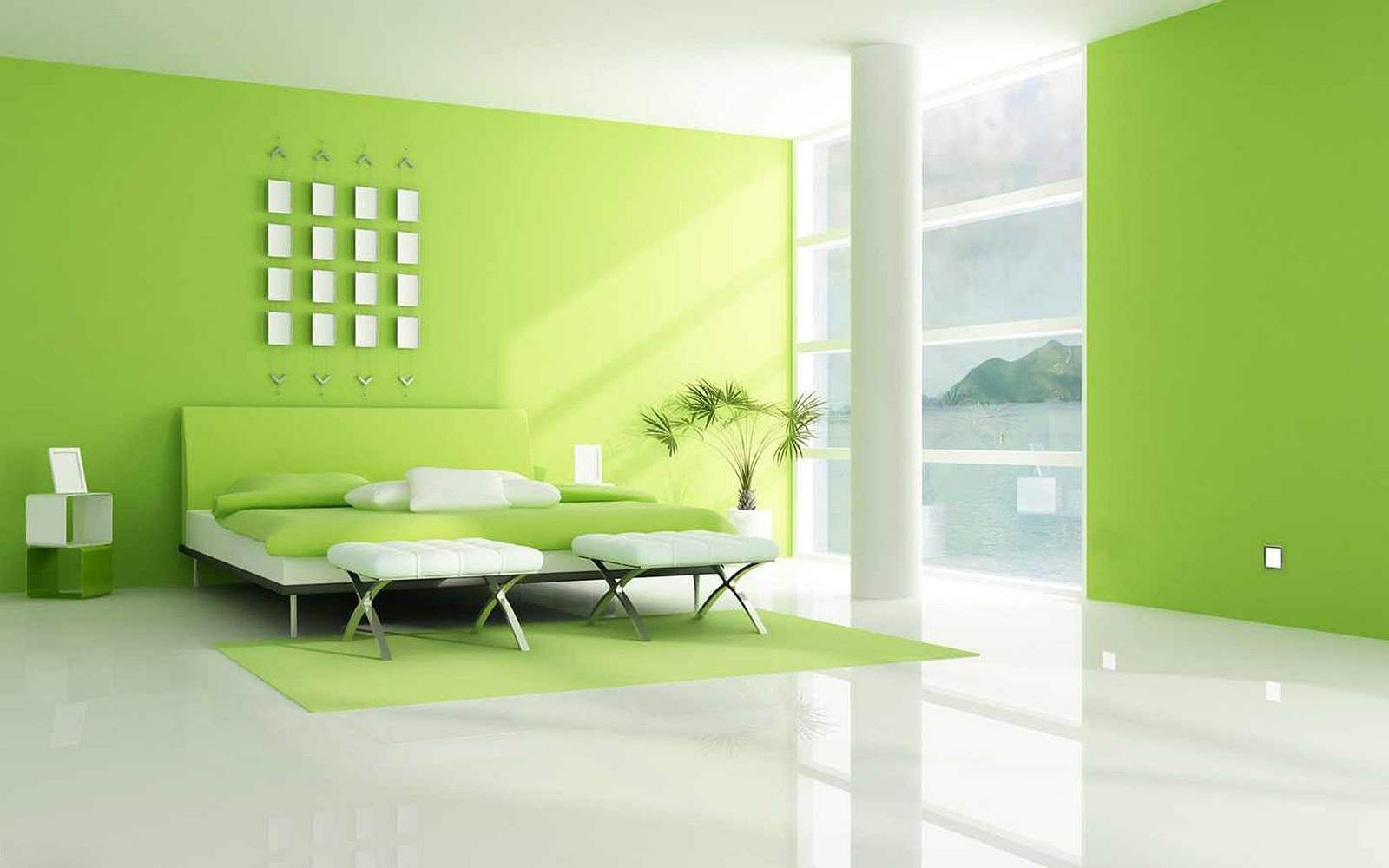 interiors trends11 Colorful Interior Design Trends