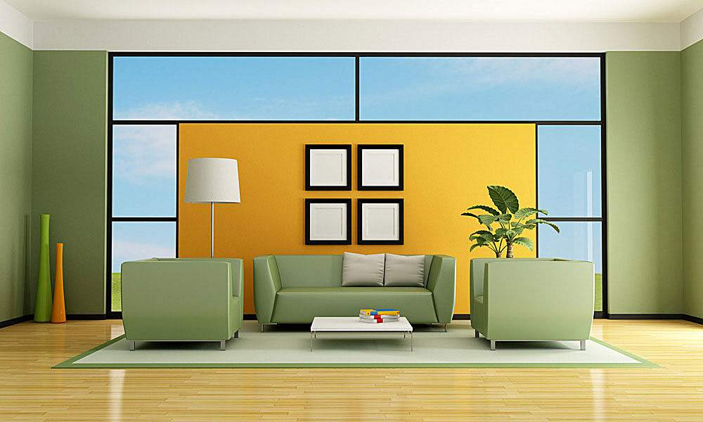 interiors trends3 Colorful Interior Design Trends