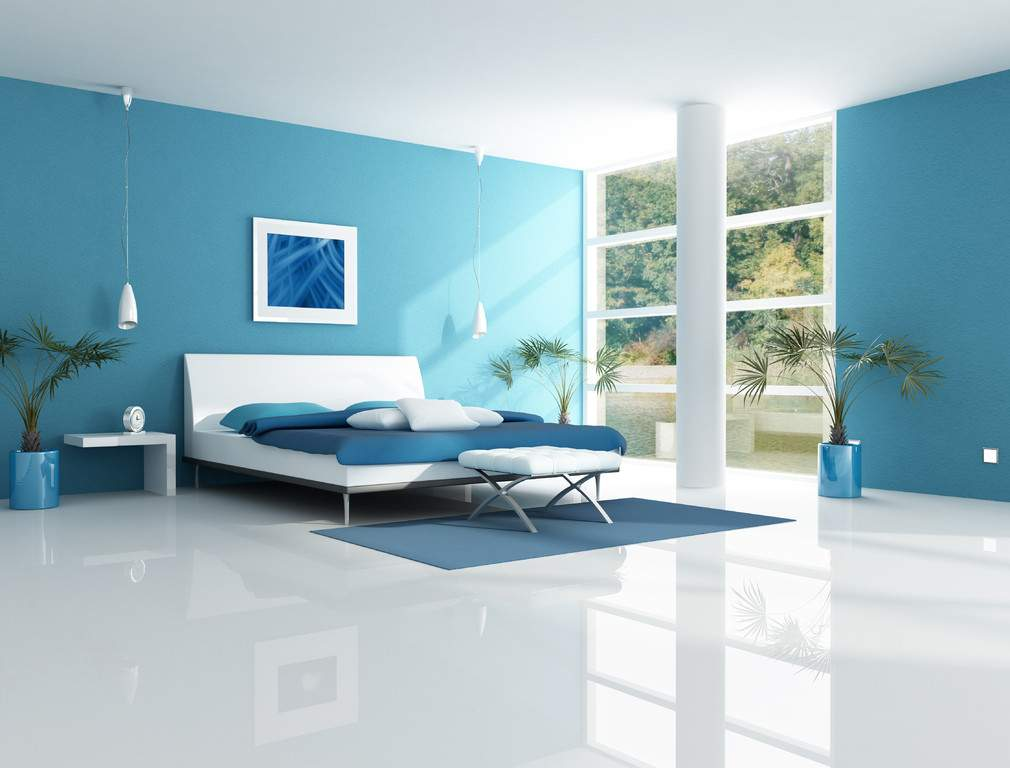 interiors trends7 Colorful Interior Design Trends