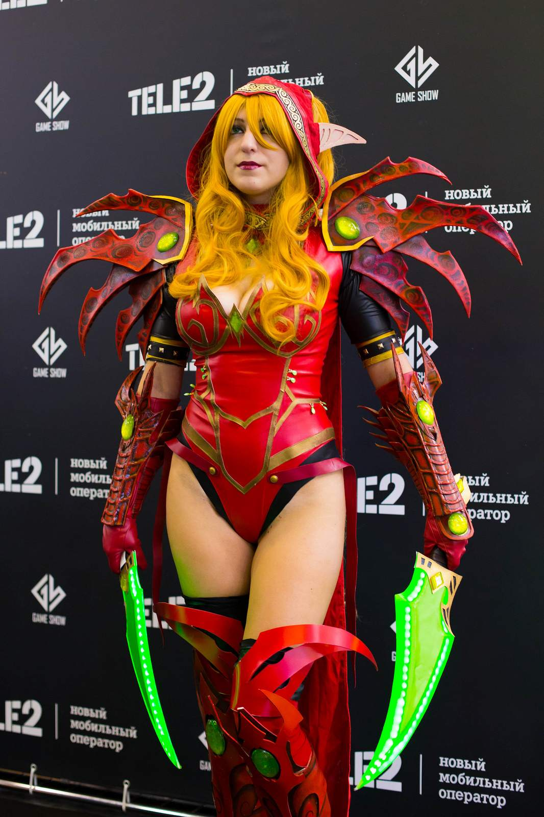 comiccon2 Comic Con Russia and IgroMir exhibition 2015