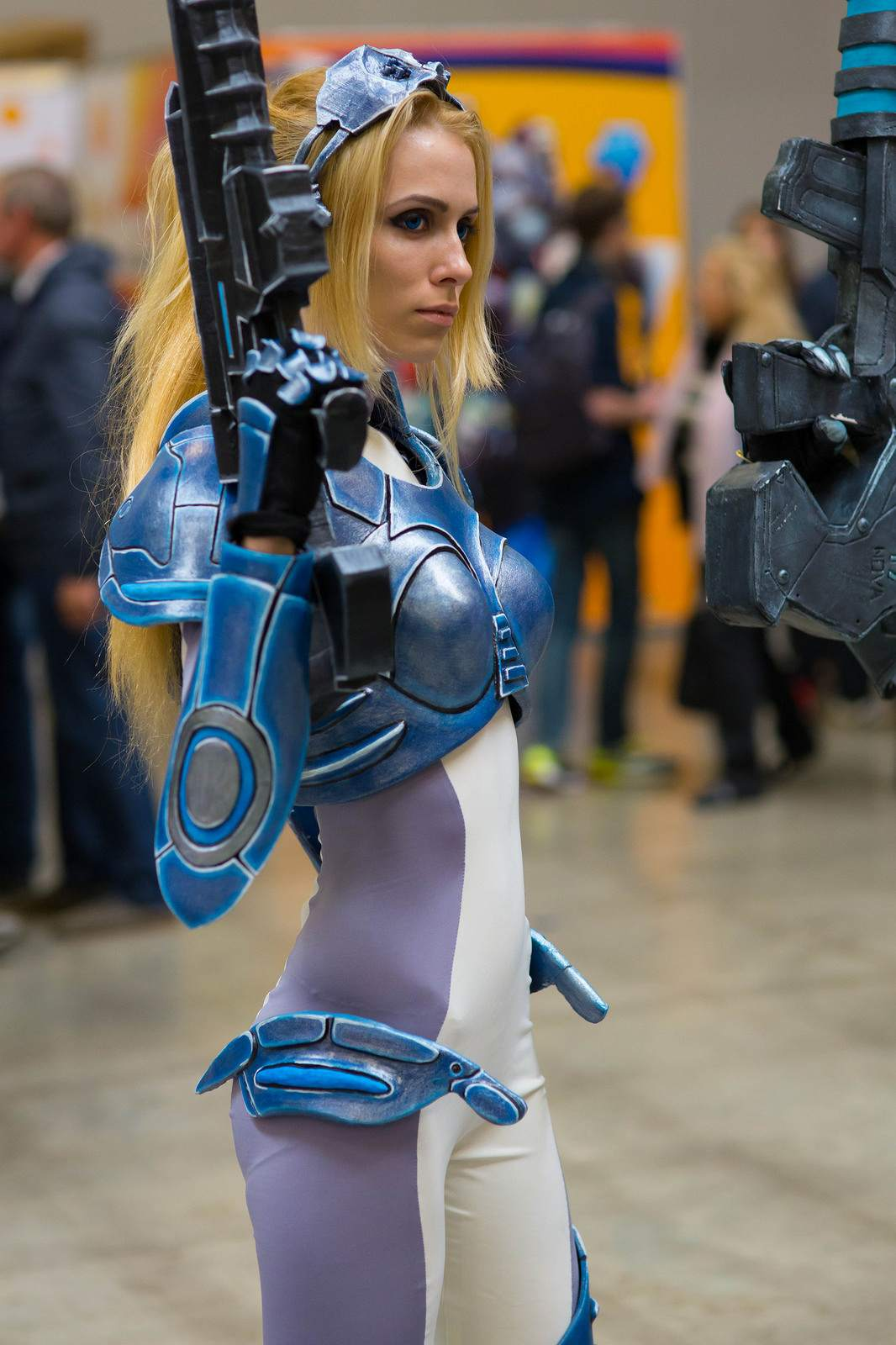 comiccon3 Comic Con Russia and IgroMir exhibition 2015