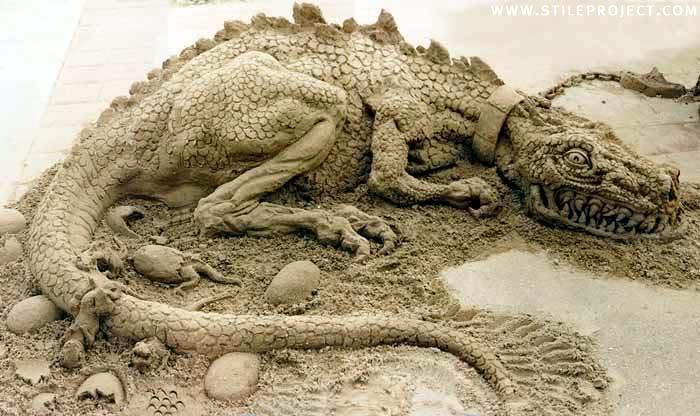 sand art Creative Sand Art