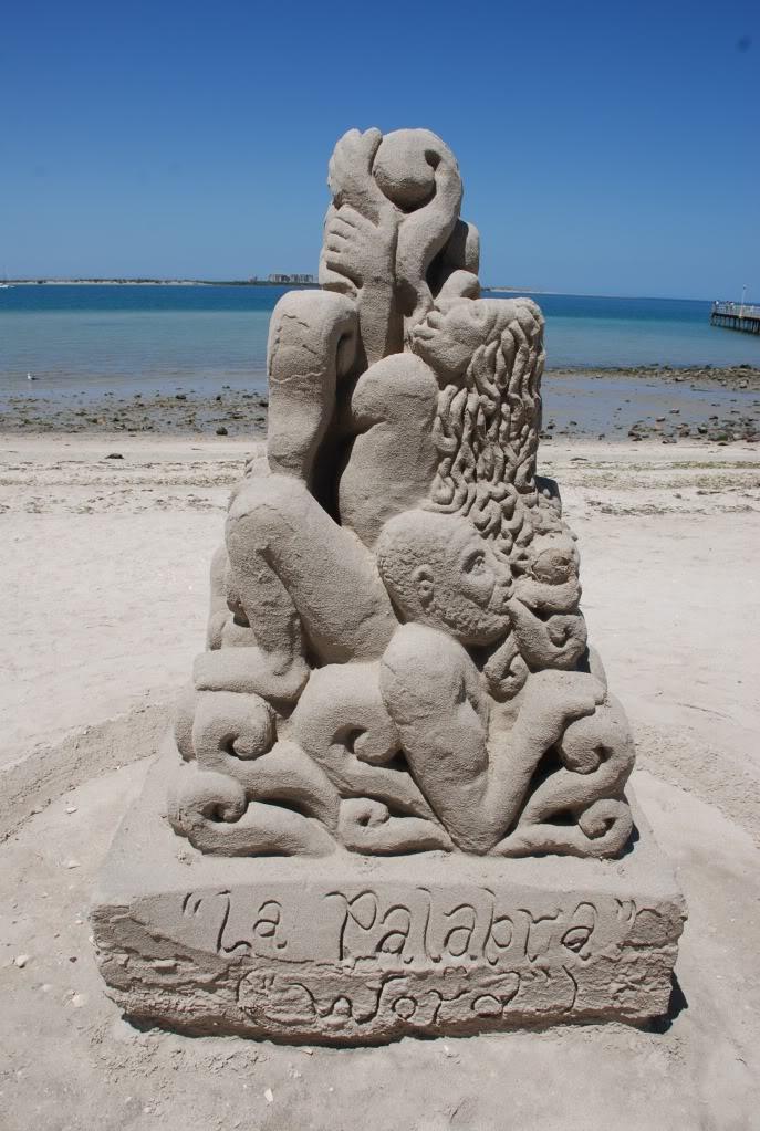 sand art12 Creative Sand Art