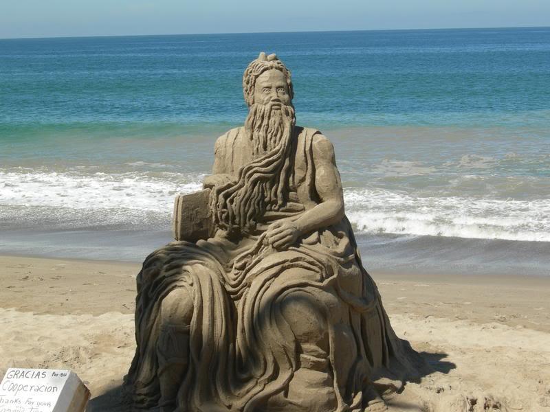 sand art14 Creative Sand Art