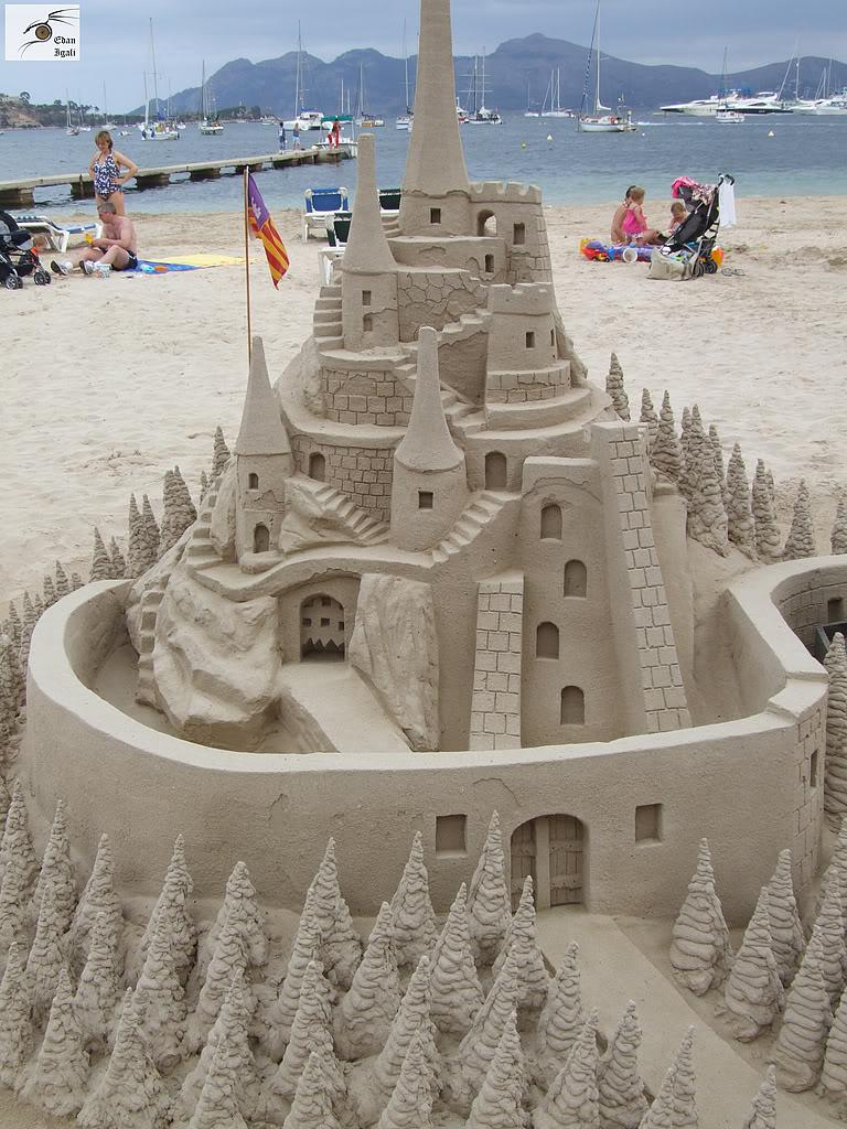 sand art16 Creative Sand Art